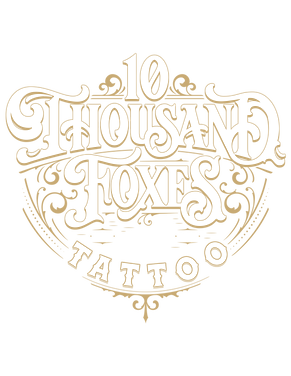 10 Thousand Foxes Tattoo